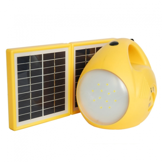 Multifunctionele outdoor solarlamp Boxin oplaadstation leeslamp op zonne energie
