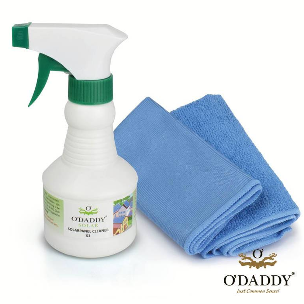 O'DADDY Nano Solar Panel Cleaner X1